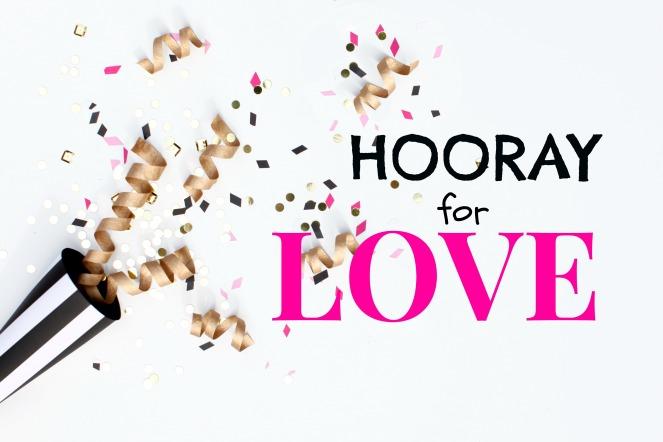 hooray love