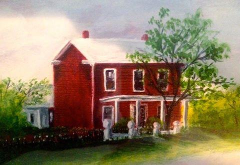 Tom Brumfields house
