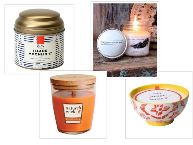 fall candles