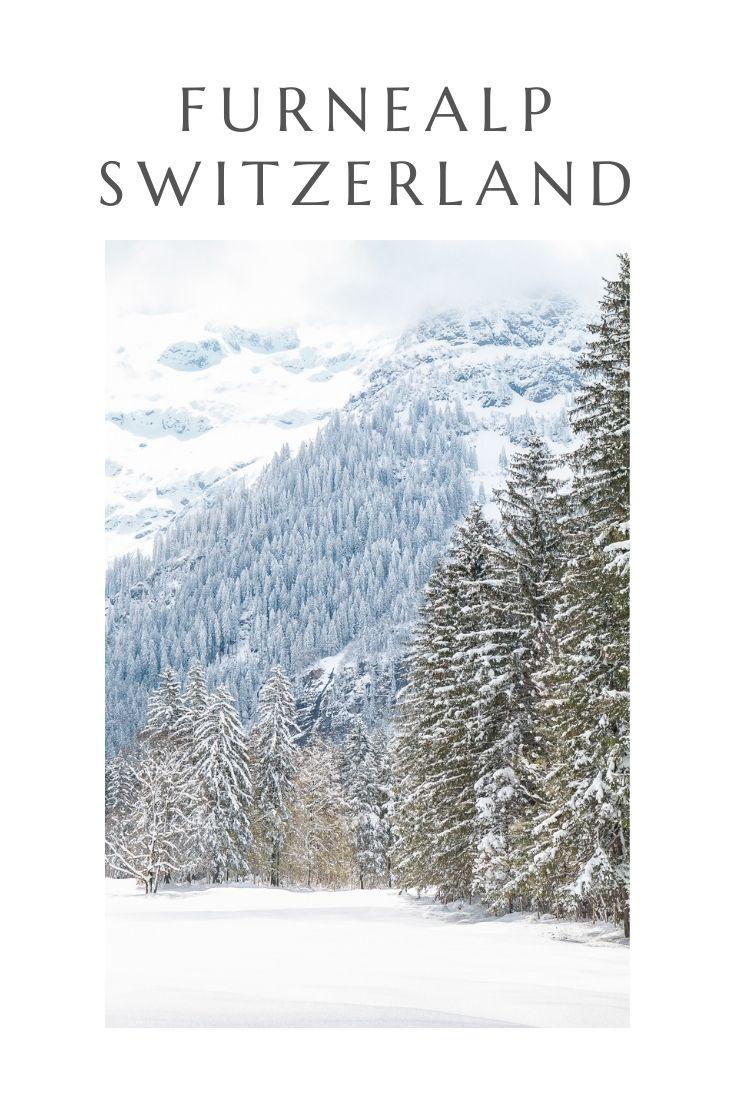 Discovering Narnia in Furenalp, Switzerland